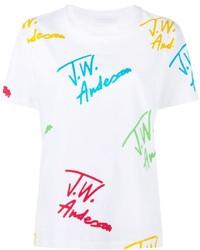 J.W.Anderson Signature Print T Shirt