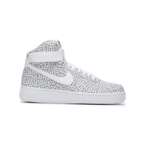 Nike Air Force 1 High Utility Pink white AJ7311 200 Womens Winter Running Shoes aj7311 200h