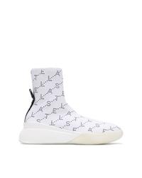 Stella McCartney Loop Monogram Sneakers