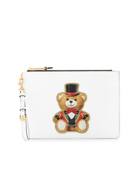 Moschino Circus Teddy Bear Clutch
