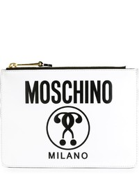 Logo print clutch medium 535417