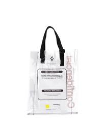 Marcelo Burlon County of Milan Warning Tote Bag