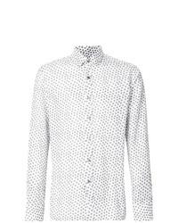 Lanvin Chain Print Shirt