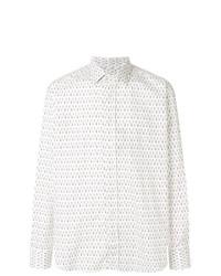 Etro Patterned Long Sleeved Shirt