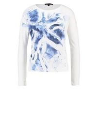 Tina long sleeved top off white medium 3894035