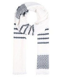 Scarf blackwhite medium 4139304
