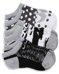 Nike No Show Print Socks