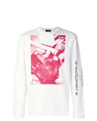 Raf Simons Box Print Sweatshirt