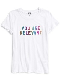 Sub Urban Riot Girls Sub Urban Riot You Are Relevant Graphic Tee