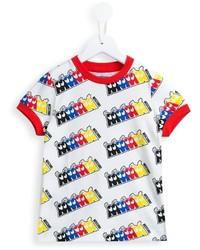 Moschino Kids Graphic Print T Shirt