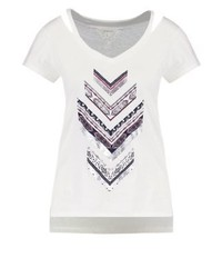 Print t shirt white medium 3894788