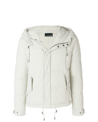 Yves Salomon Homme Short Padded Coat