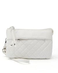 Candies Jeni Washed Quilted Wristlet