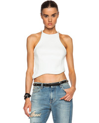 Freeform hem crop top medium 290472
