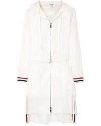 Thom Browne Hooded Mesh Jacket