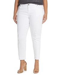 KUT from the Kloth Adele Distressed Boyfriend Jeans
