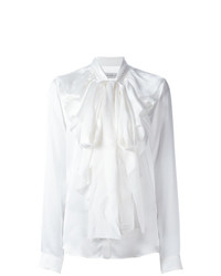 Faith Connexion Ruffled Neck Longsleeved Blouse
