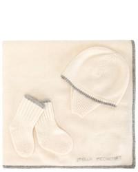 Stella McCartney Kids Scarf Socks And Hat Set