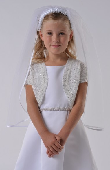 Us Angels Communion Bolero Sweater