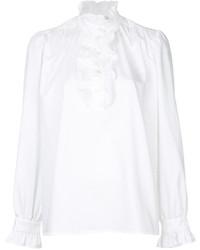 Stella McCartney Ruffle Trimmed Meredith Shirt