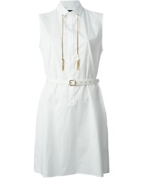 Dsquared2 Belted Shirt Dress