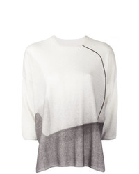 Oyuna Three Quarters Sleeve Boxy Jumper