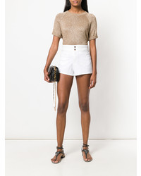 Twin-Set Classic Fitted Shorts