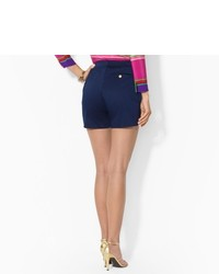 Ralph Lauren Cotton Sateen Short