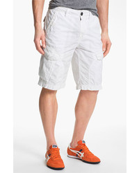 Union New Duke Cargo Shorts White 38