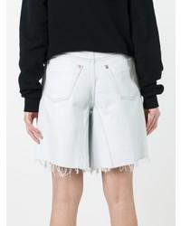 MM6 MAISON MARGIELA Raw Hem Shorts