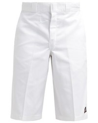 Dickies Shorts White