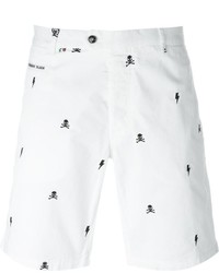 Philipp Plein Work Out Chino Shorts