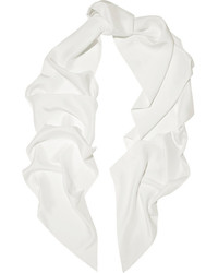 Lanvin Woven Silk Scarf