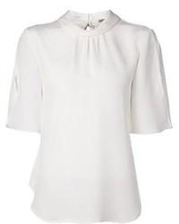 Pleated blouse medium 107384