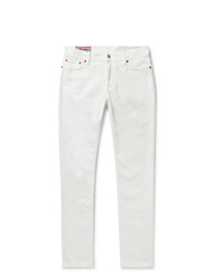 Acne Studios North Skinny Fit Stretch Denim Jeans
