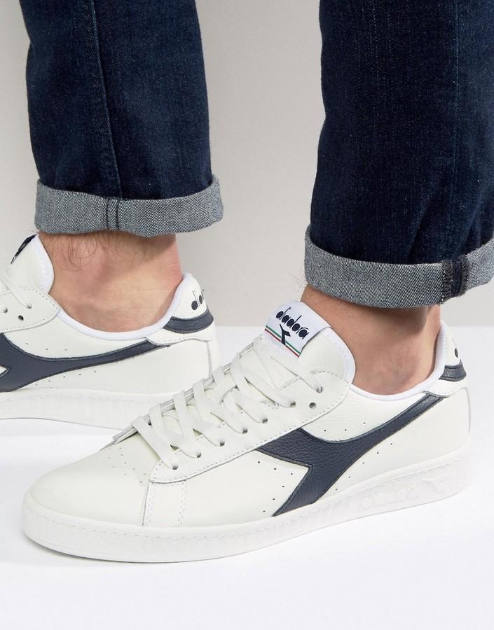 ac542009e2542 £96, Diadora Game L Low Sneakers