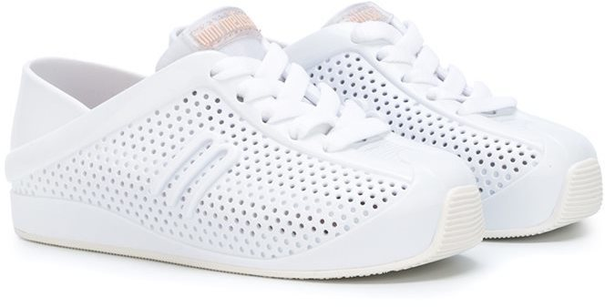 Mini Melissa Mesh Sneakers