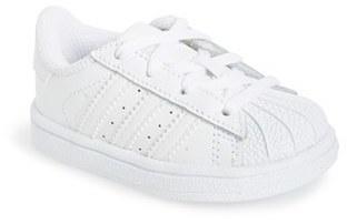 adidas Toddler Superstar Sneaker