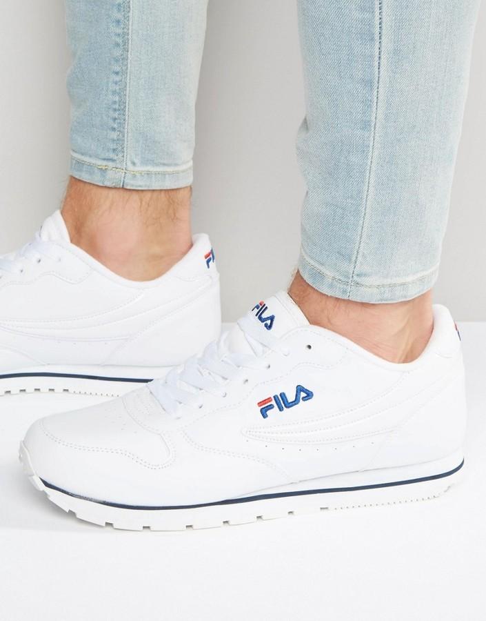 Vintage Orbit Low Sneakers