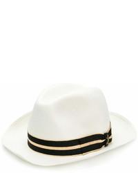 Borsalino Fine Panama Raffia Hat