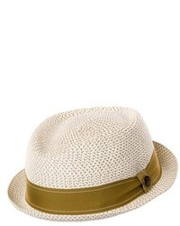 Goorin Brothers Guillermo Straw Porkpie Hat
