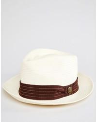 Goorin Bros. Goorin Snare Straw Fedora Hat