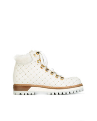 Le Silla Studded Hiking Boots
