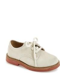 Ralph Lauren Boys Barton Suede Derby Shoe