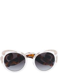 Prada Eyewear Round Sunglasses