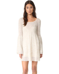 Free People Juliet Babydoll Sweater Dress