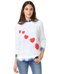 Wildfox Couture Wildfox Cupids Trail Sweatshirt