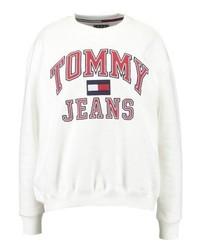 Tommy Hilfiger Tommy Jeans 90s Sweatshirt Bright White