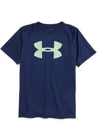 Under Armour Boys Big Logo T Shirt