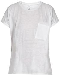 Velvet by Graham & Spencer Denice Patch Pocket T Shirt